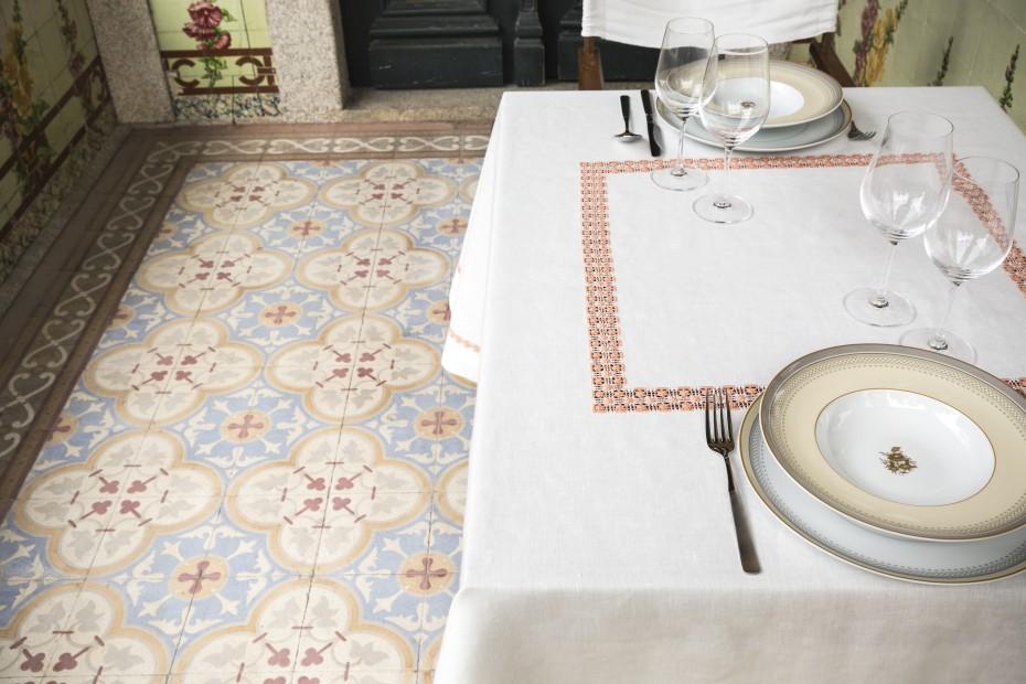 Tablecloth - Ref. TC02 - Florida